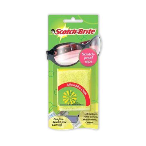 Scotch brite Scratch Proof Wipe for lens cleaning, 1 pc