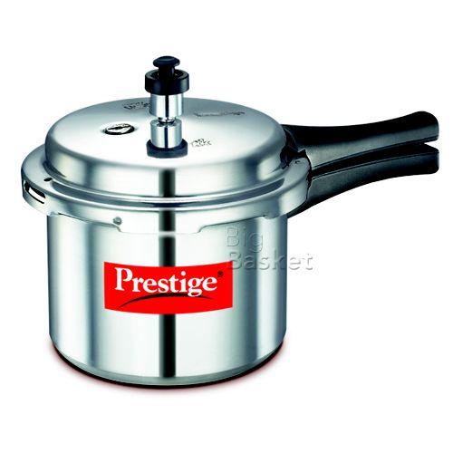 Prestige Popular Aluminium - Pressure Cooker, 3 L