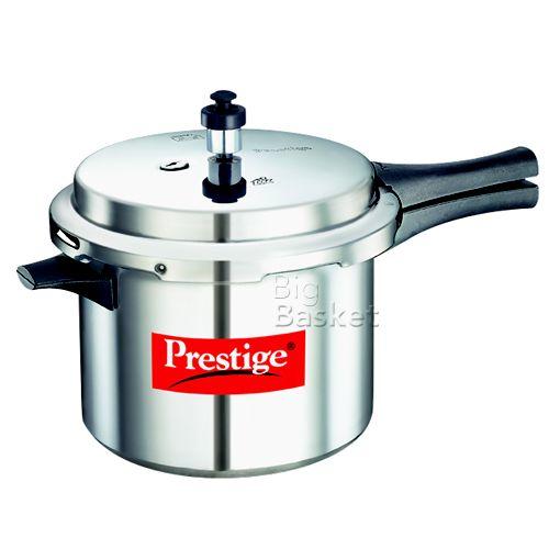Buy Prestige Popular Aluminium Pressure Cooker 5 Ltr