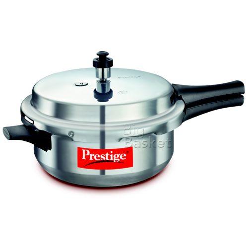 Prestige Popular Junior Pressure Cooker - With Lid, 4.1 L