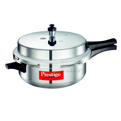 Prestige Popular Senior Deep Pan - With Lid, 5.5 L