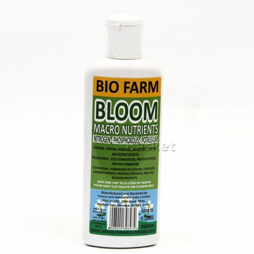 Biofarm Bloom - Macro Nutrients - Nitrogen - Phosphorous - Potassium, 200 g