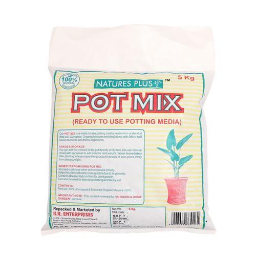 Natures Plus Pot Mix, 5 kg