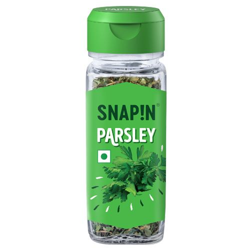 Snapin Parsley - Herb, 10 gm Bottle
