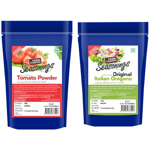 Tech Organea Tomato - Powder, 60 g Bottle