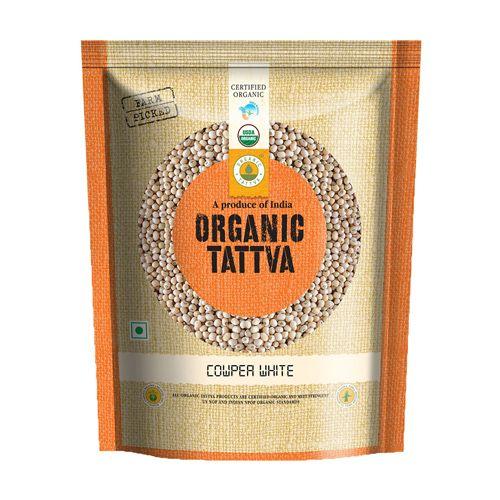 Organic Tattva Coupea - White, 500 g Pouch