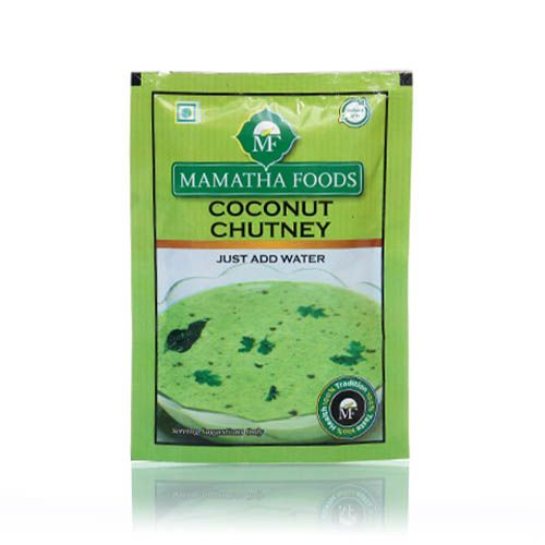 Mamatha Foods Instant Mix - Coconut Chutney, 100 g Pouch