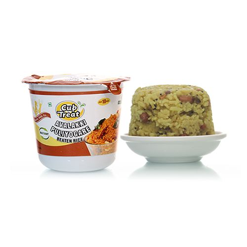 Mamatha Foods Avalakki Puliyogare - Cup Treat, 100 gm Pouch