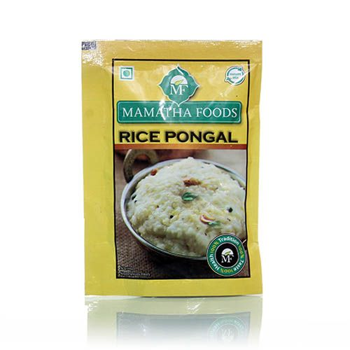 Mamatha Foods Instant Mix - Rice Pongal, 100 gm Pouch