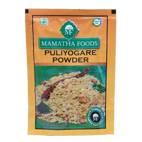 Mamatha Foods Instant Mix - Puliyogare Powder, 100 gm Pouch