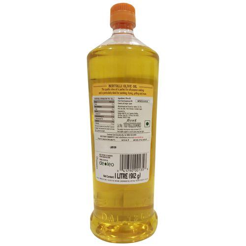 Bertolli Classico Olive Oil, 1 lt Bottle