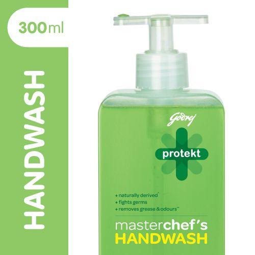Godrej Protekt Masterchef's Handwash, 300 ml