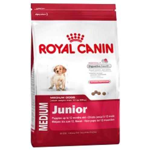 Royal Canin Dog Food - Medium, Junior, 1 kg