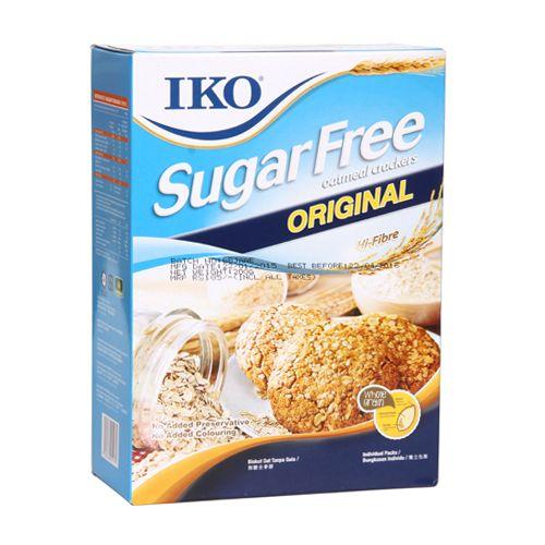 Buy Iko Sugar Free Biscuits Original 200 Gm Carton Online At Best Price