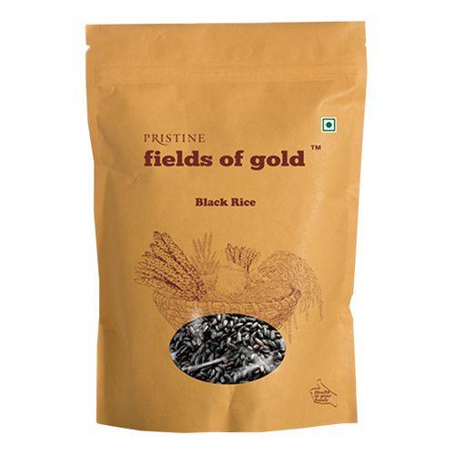PRISTINE Fields Of Gold - Black Rice, 1 kg