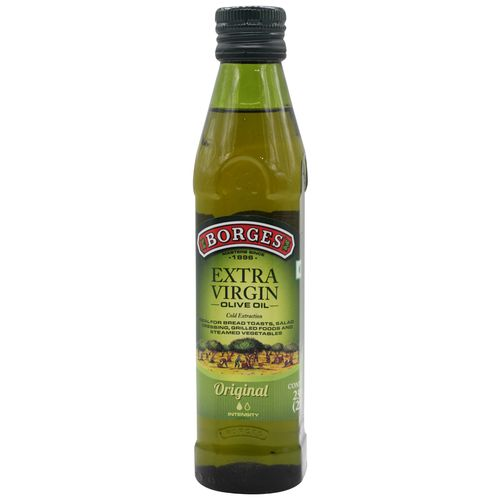 BORGES Olive Oil - Extra Virgin, 250 ml