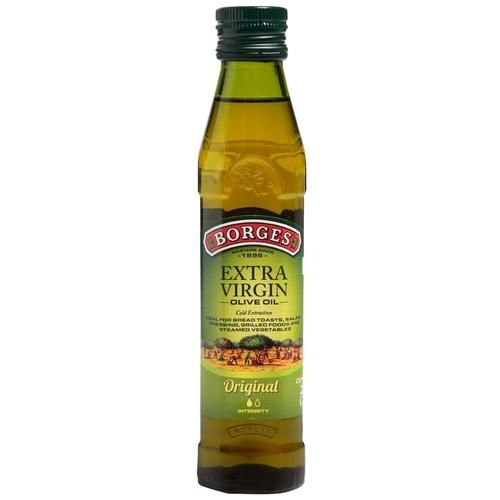BORGES Olive Oil - Extra Virgin, 250 ml Bottle