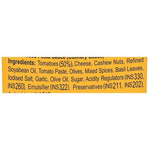 Dr. Oetker Funfoods Pesto Rosso Pasta Sauce, 140 g