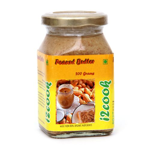 I 2 Cook Peanut Butter, 200 g Bottle