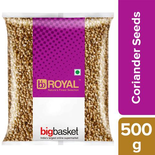 BB Royal Coriander Seeds/Kottambari Beeja, 500 g