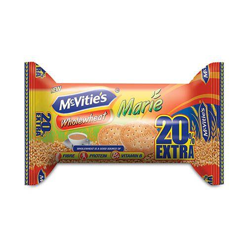 Mcvities Whole Wheat Marie, 100 gm