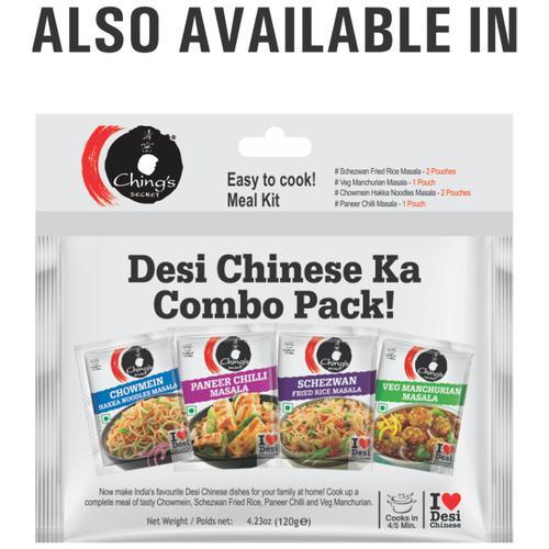 Chings Secret Veg Manchurian Masala, 20 g Pouch