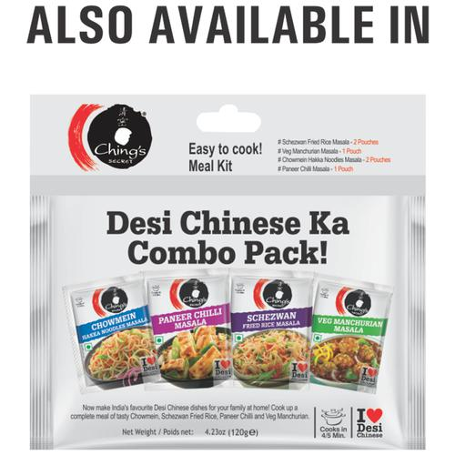 Chings Secret Chowmein Hakka Noodles Masala, 20 g