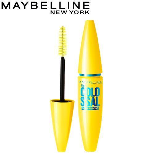 Maybelline New York Volum' Express Colossal Masacara - Waterproof, Black, 10 g