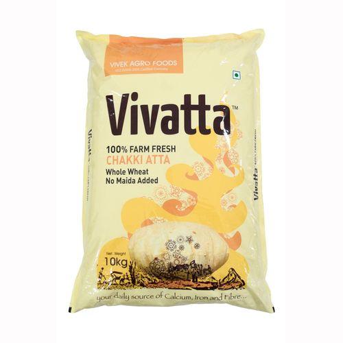 Vivatta Atta - Chakki Fresh, 10 kg Pouch