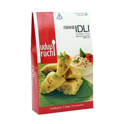 Udupi Ruchi Instant Mix - Rawa Idli, 500 g