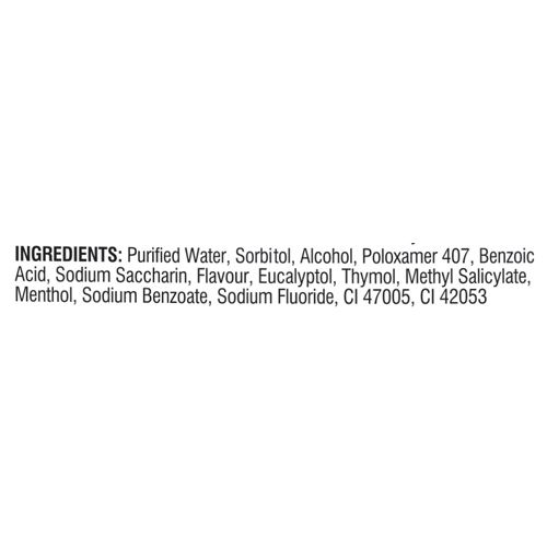 Listerine Mouthwash - Cavity Fighter, 250 ml Bottle