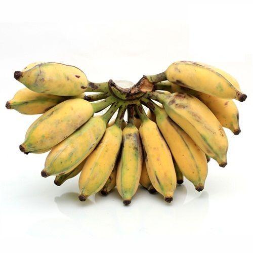 Fresho Banana - Yellaki, Organically Grown, 500 g