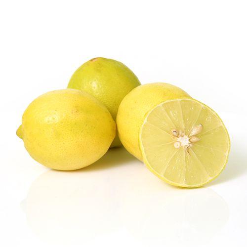 Fresho Lemon - Organically Grown, 4 pcs