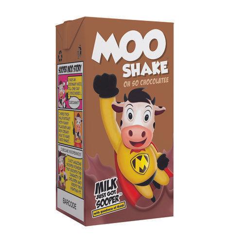 MooShake Milk Shake - Oh So Chocolatee, 160 ml