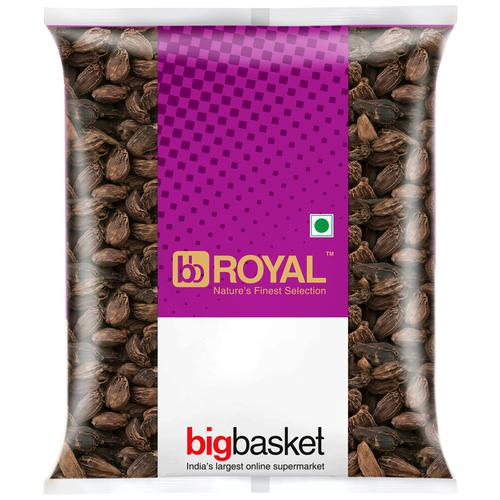 bb Royal Cardamom/Elaichi - Black, 20 g