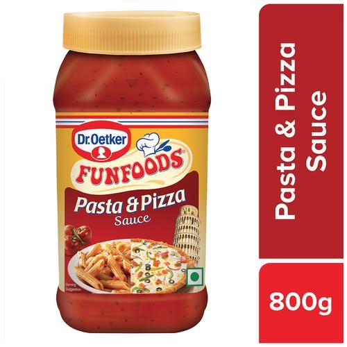 Buy Funfoods Sauce Pasta Pizza 325 Gm Online At Best Price Bigbasket