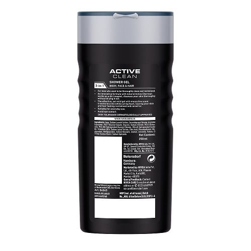 Active Clean Shower Gel