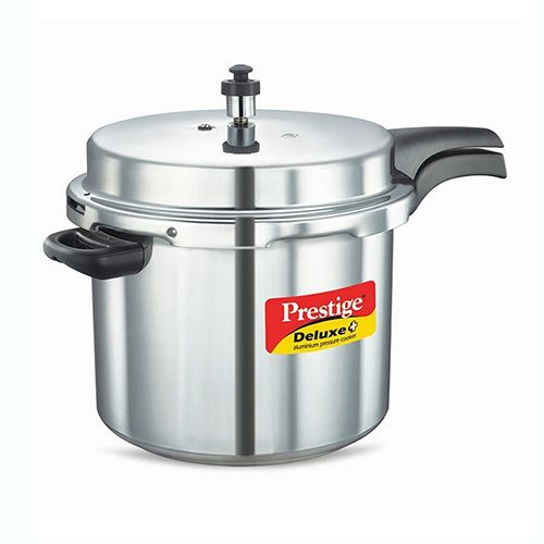 11642d3996c Buy Prestige Deluxe Plus Aluminium Pressure Cooker 10 Ltr Online at the  Best Price - bigbasket