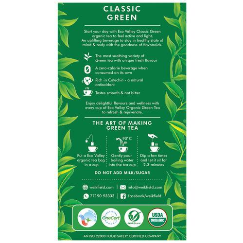 Eco Valley  Classic Green, 30 pcs