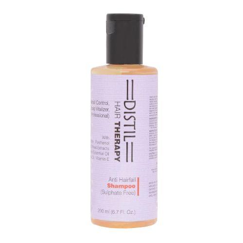 Aloe Veda Anti Hairfall Shampoo - No Sulphate, 200 ml