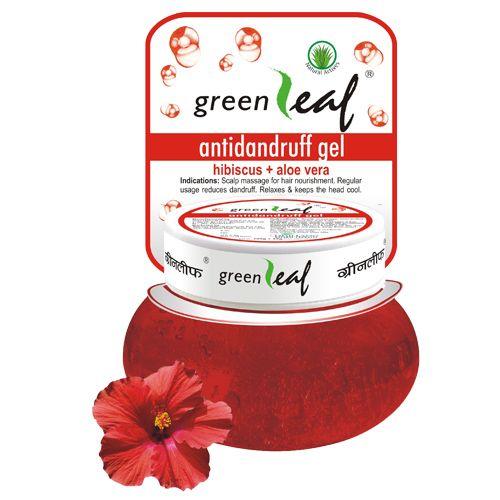 Green Leaf Anti-Dandruff Gel, 120 g