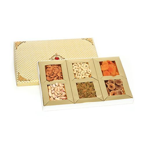 Dry Fruits Gift Box Starting at Rs.118 By Bigbasket