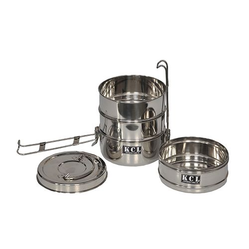 KCL Lunch Box - Mercury Round 4 Containers, 1 pc