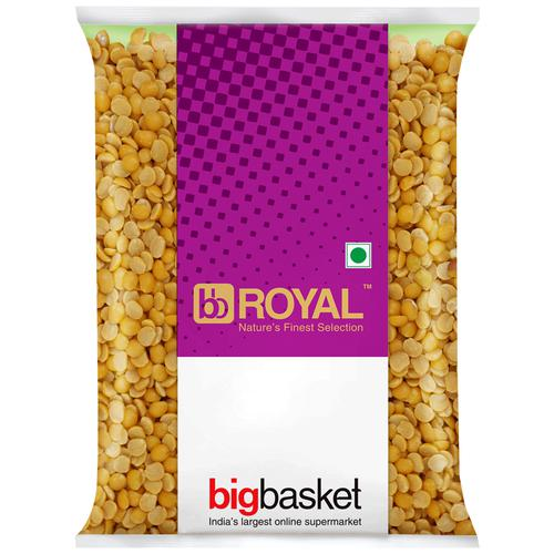 bb Royal Toor Dal/Togari Bele - Desi, 5 kg Pouch