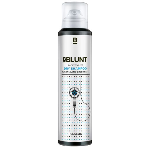 Bblunt Back To Life Dry Shampoo For Instant Freshness - Classic, 125 ml