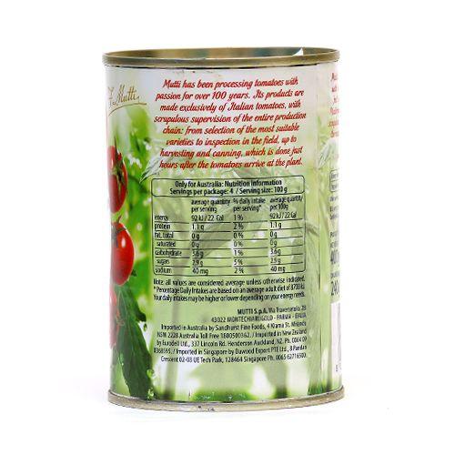 Mutti Cherry Tomatoes, 400 gm