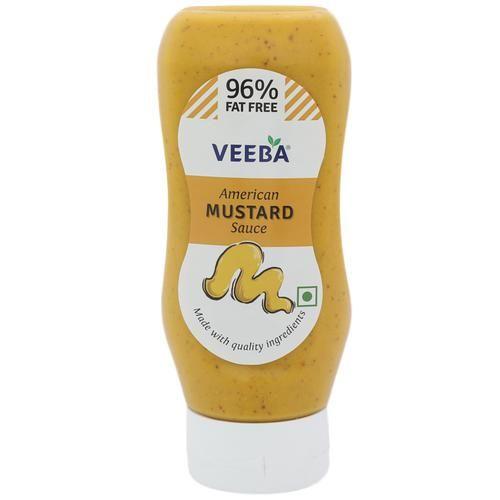 Veeba Sauce - American Mustard, 310 g