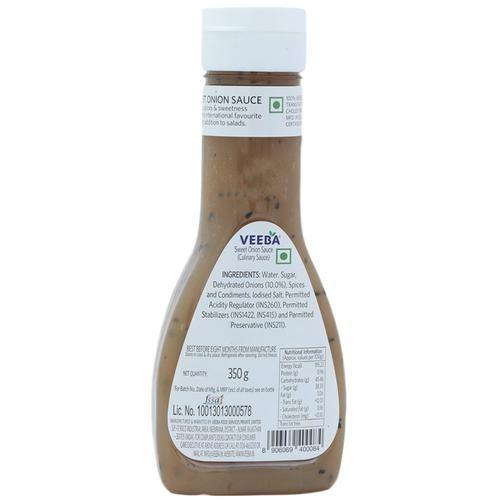Veeba Sauce - Sweet Onion, 350 g