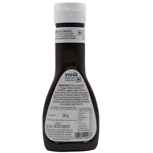 Veeba Sauce - Barbeque, 330 g