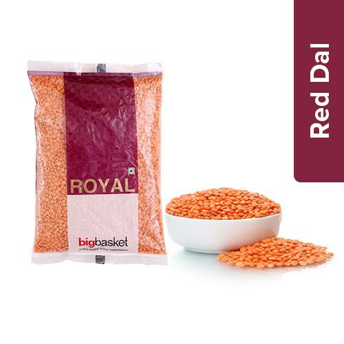 bb Royal Masoor Dal, 2 kg